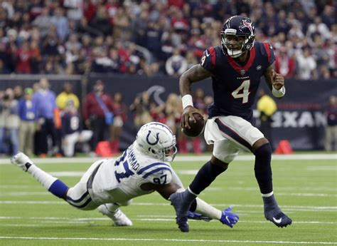 preview texans colts meet  playoffs  turning