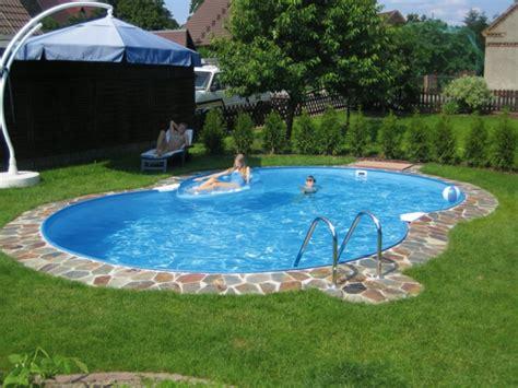 Poolgestaltung Mit Pflanzen by Effektvolle Poolgestaltung Im Garten