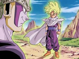 Cell Vs Gohan: A new hero emerges | There's an App for That