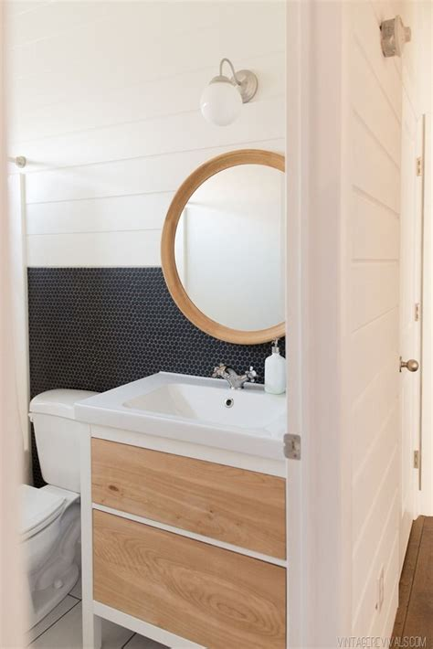 Ikea Bathroom Makeover by 1000 Ideas About Ikea Mirror Hack On Farm