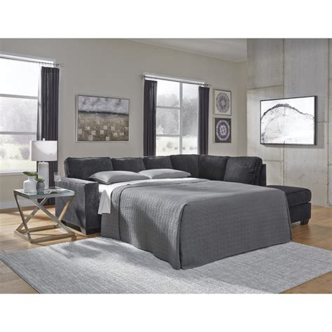 Altari 2-Piece Sectional with Chaise and Sleeper - PKG ...