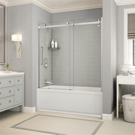 home depot installed custom shower doors hdinstcsd