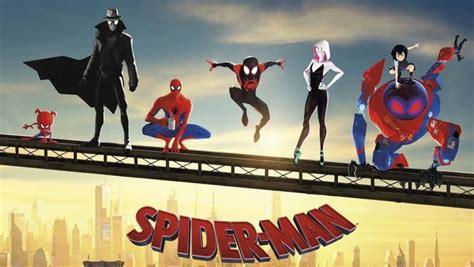 spider man   spider verse  version
