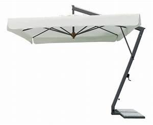 Ampelschirm 4 M Rechteckig : sonnenschirm scolaro napoli braccio 3x2m ampelschirm alu hanging parasol vom sonnenschirm ~ Bigdaddyawards.com Haus und Dekorationen