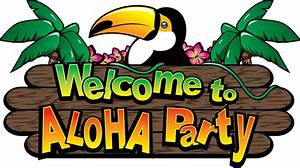 Welcome To Aloha Party Pictures