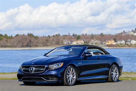 Amg S63 Cabriolet by 2017 Mercedes S63 Amg Cabriolet Silver Arrow Cars Ltd