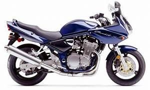 Suzuki Gsf600 Bandit Factory Repair Service Manual 2000