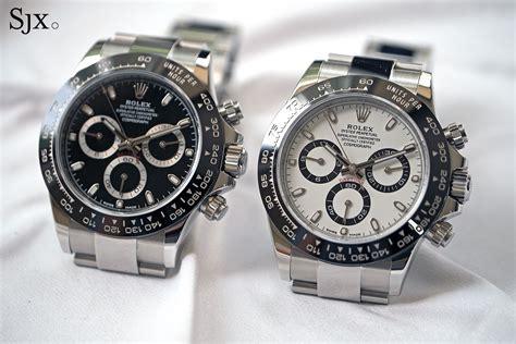 Prudent Meditations on the Rolex Daytona Ceramic  SJX Watches