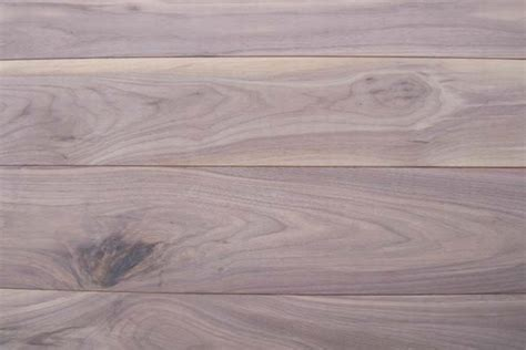 Unfinished American black walnut hardwood floors   factory