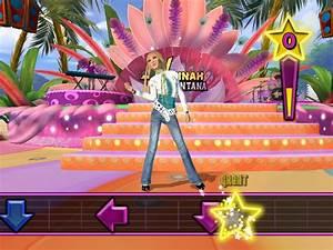 All Hannah Montana Spotlight World Tour Screenshots For Wii