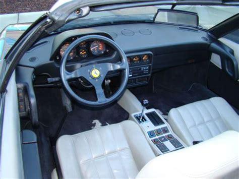Set an alert to be notified of new listings. Buy used 1989 Ferrari 328 GTS | Grigio Metallic w/ Grey ...
