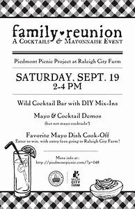 Events | Piedmont Picnic Project