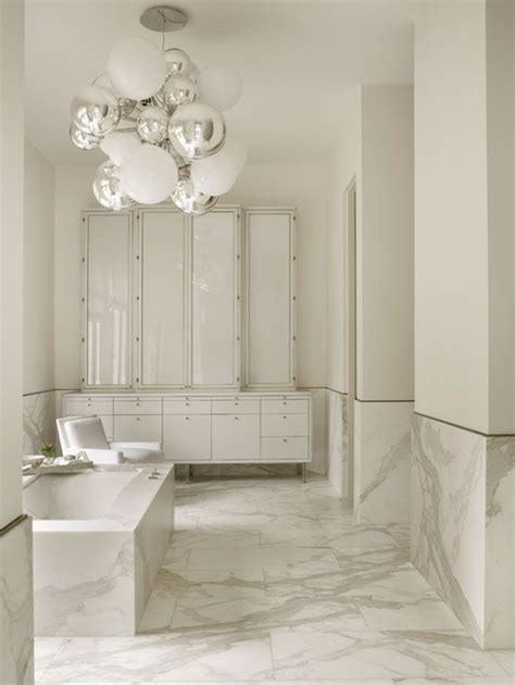 Marble Floors Bathroom by 29 White Marble Bathroom Floor Tile Ideas And Pictures