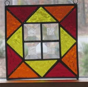 STAINED GLASS SUNCATCHERS PATTERNS « Free Patterns