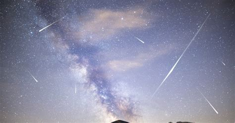 What Time Tonight Meteor Shower - the best meteor shower of the year peaks tonight here s