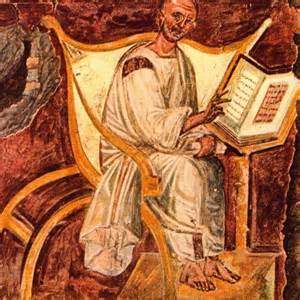 A Picture of the Saint St. Augustine of Hippo