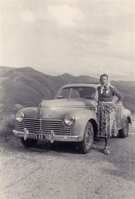 vintage peugeot car 117 best vintage peugeot 203 403 images on pinterest