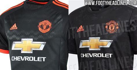 similar leaked adidas manchester united kit