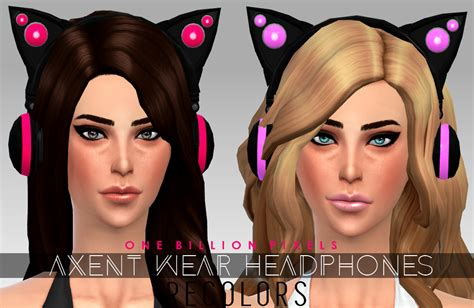 Axent Wear Headphones And Recolors By Newone