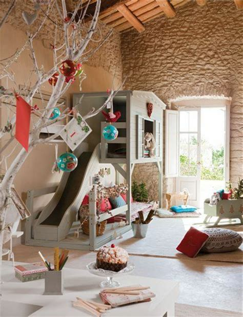 cabane chambre fille le plus beau lit cabane pour votre enfant