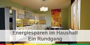 Energiesparen Im Haushalt : energiesparen im haushalt energieheld blog ~ Markanthonyermac.com Haus und Dekorationen