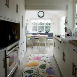 ideas for narrow kitchens narrow modern kitchen kitchen decorating ideas small kitchens housetohome co uk