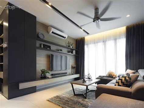 16 Exquisite Living Room Designs In Malaysia
