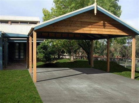 Wooden Car Ports by Wooden Carport Building Helpful Tips How To Build A