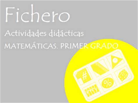 foto de Fichero de actividades didácticas para 1er grado (Español