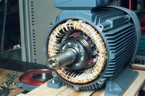 Electric Motor Breakdown by Why Electric Motors Fail