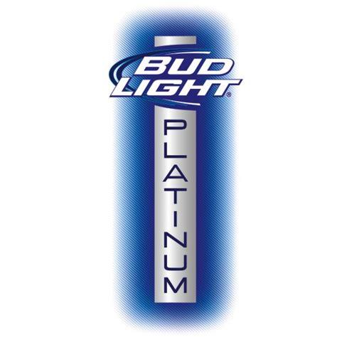 bud light platinum price bud light platinum logo decal prosportstickers