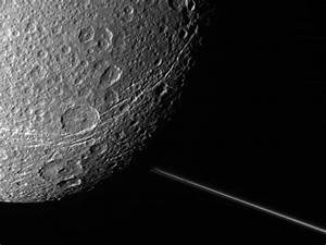 Cassini captures new images of Saturn's moon Dione | Space ...