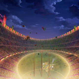 quidditch pottermore