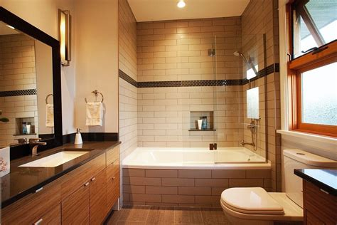 Soaker Tub Shower Combination by Luxurious Large Bathroom With Alcove Soaking Bathtub