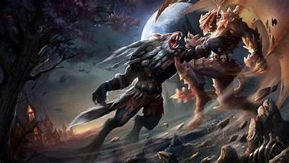 Werewolf Vampire Wallpapers