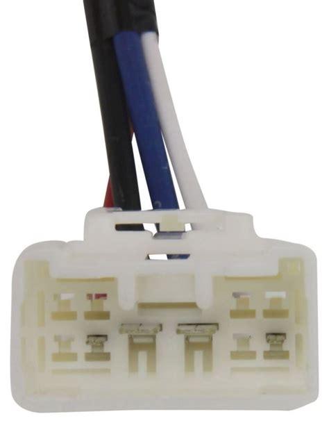 brake controller installation adapter   toyota
