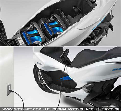 Honda Pcx 2018 Electric by 125 Honda Pcx 2018 Le Scooter Passe 224 L 233 Lectrique Et