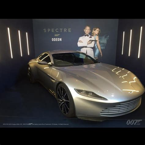 James Bond & Gang Will Smash Luxury Cars Worth £24 Million