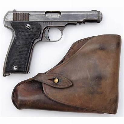 Mab Pistol Holster Nazi French Marked Firearms