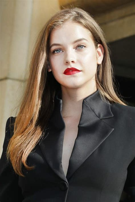 barbara palvins hairstyles hair colors steal  style