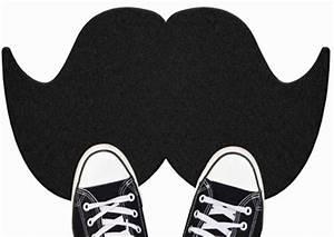 Fußmatte Vip Lounge : schnurrbart fussmatte pr sentiert von klang und kleid fussmatten interior ~ Whattoseeinmadrid.com Haus und Dekorationen