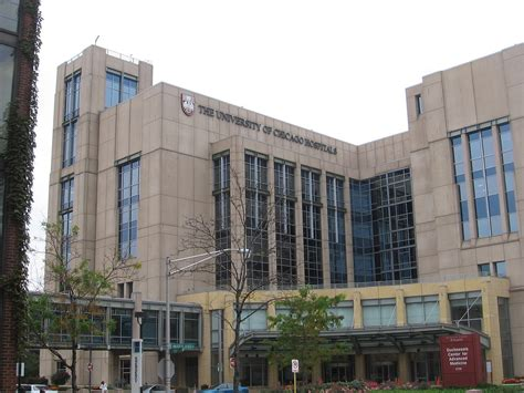 University Of Chicago Medical Center Wikipedia
