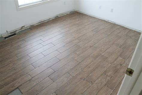 floor tile wood pattern tips for achieving realistic faux wood tile chris loves julia