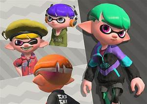 Huge Splatoon 2 Update Includes More Hair Stages Modes