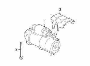 Cadillac Escalade Ext Starter Motor  Liter