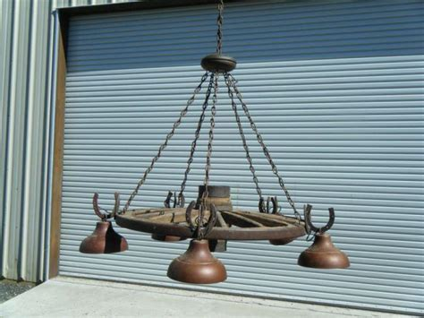 wagon wheel chandelier for sale cernel designs