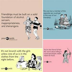Funny Friendship Quotes | Funny Friendship Someecards # ...