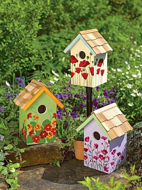what color to paint a birdhouse birdhouse paint ideas 16 casitas de p 225 jaros