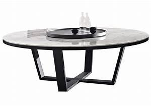 Table Ronde En Marbre : xilos table ronde avec plateau en marbre maxalto milia shop ~ Teatrodelosmanantiales.com Idées de Décoration
