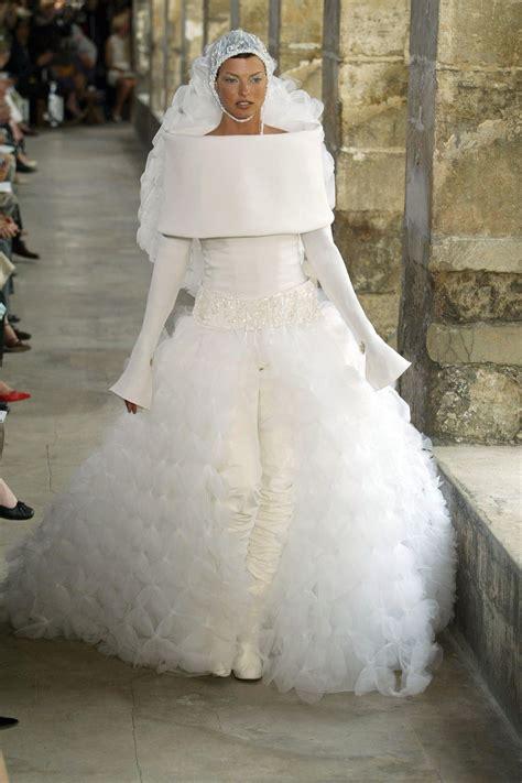 chanel wedding dresses    celebrity